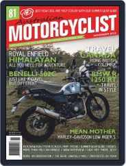 Australian Motorcyclist (Digital) Subscription November 1st, 2019 Issue