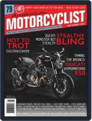 Australian Motorcyclist (Digital) Subscription September 1st, 2019 Issue