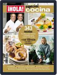 ¡hola! Cocina Magazine (Digital) Subscription August 28th, 2018 Issue