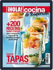 ¡hola! Cocina Magazine (Digital) Subscription August 27th, 2018 Issue