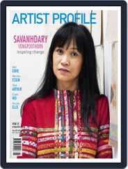 Artist Profile (Digital) Subscription November 1st, 2016 Issue