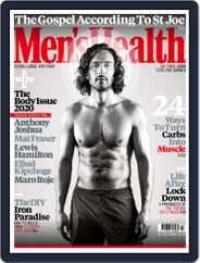 Men's Health UK (Digital) Subscription July 1st, 2020 Issue