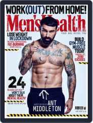 Men's Health UK (Digital) Subscription June 1st, 2020 Issue