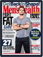 Men's Health UK (Digital) Subscription January 1st, 2020 Issue