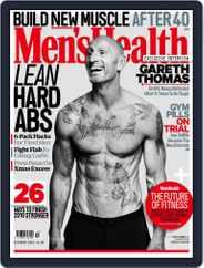 Men's Health UK (Digital) Subscription December 1st, 2019 Issue