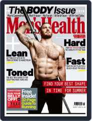 Men's Health UK (Digital) Subscription August 1st, 2019 Issue