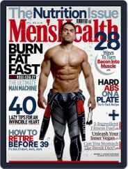Men's Health UK (Digital) Subscription April 1st, 2019 Issue