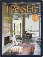 Häuser (Digital) Subscription January 1st, 2020 Issue