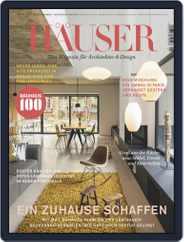 Häuser (Digital) Subscription September 1st, 2019 Issue