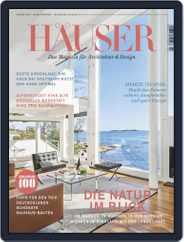 Häuser (Digital) Subscription August 1st, 2019 Issue
