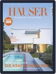 Häuser (Digital) Subscription December 1st, 2018 Issue