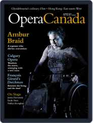 Opera Canada (Digital) Subscription May 1st, 2019 Issue