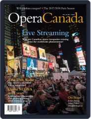 Opera Canada (Digital) Subscription September 5th, 2018 Issue