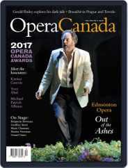Opera Canada (Digital) Subscription October 20th, 2017 Issue
