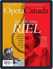 Opera Canada (Digital) Subscription April 1st, 2017 Issue
