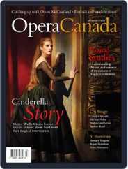 Opera Canada (Digital) Subscription January 1st, 2017 Issue