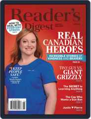 Reader's Digest Canada (Digital) Subscription June 1st, 2020 Issue