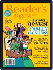 Reader's Digest Canada (Digital) Subscription March 1st, 2020 Issue