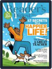 Reader's Digest Canada (Digital) Subscription November 1st, 2019 Issue