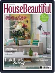 House Beautiful UK (Digital) Subscription November 1st, 2019 Issue