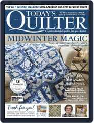 Today's Quilter (Digital) Subscription December 1st, 2019 Issue