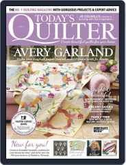 Today's Quilter (Digital) Subscription September 1st, 2019 Issue