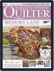 Today's Quilter (Digital) Subscription August 1st, 2019 Issue