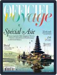 L'Officiel Voyage (Digital) Subscription March 31st, 2016 Issue
