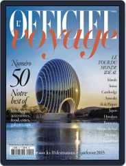 L'Officiel Voyage (Digital) Subscription November 27th, 2014 Issue