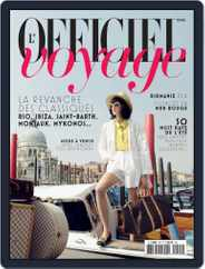 L'Officiel Voyage (Digital) Subscription May 23rd, 2013 Issue