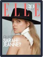 Elle QuÉbec (Digital) Subscription October 1st, 2019 Issue