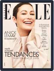 Elle QuÉbec (Digital) Subscription March 1st, 2019 Issue