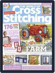 The World of Cross Stitching (Digital) Subscription September 1st, 2019 Issue