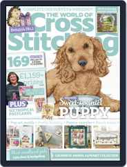The World of Cross Stitching (Digital) Subscription July 1st, 2019 Issue
