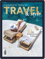 Signature Luxury Travel & Style (Digital) Subscription October 24th, 2019 Issue