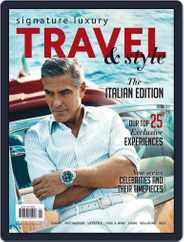 Signature Luxury Travel & Style (Digital) Subscription April 1st, 2017 Issue