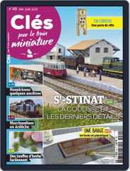 Clés pour le train miniature (Digital) Subscription May 1st, 2020 Issue