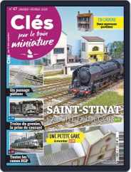 Clés pour le train miniature (Digital) Subscription January 1st, 2020 Issue