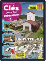 Clés pour le train miniature (Digital) Subscription July 1st, 2019 Issue