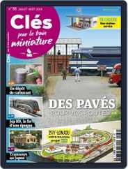 Clés pour le train miniature (Digital) Subscription July 1st, 2018 Issue