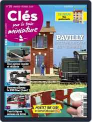 Clés pour le train miniature (Digital) Subscription January 1st, 2018 Issue