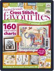 Cross Stitch Favourites (Digital) Subscription February 24th, 2020 Issue