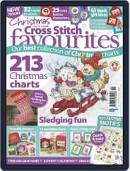 Cross Stitch Favourites (Digital) Subscription September 30th, 2016 Issue