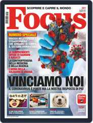 Focus Italia (Digital) Subscription May 1st, 2020 Issue