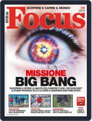 Focus Italia (Digital) Subscription April 1st, 2020 Issue