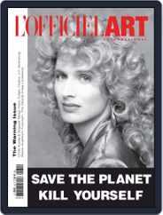 L'officiel Art (Digital) Subscription April 1st, 2020 Issue