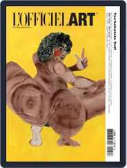 L'officiel Art (Digital) Subscription March 1st, 2018 Issue