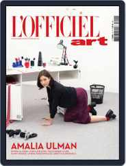 L'officiel Art (Digital) Subscription December 1st, 2016 Issue