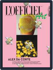 L'officiel Art (Digital) Subscription June 1st, 2016 Issue