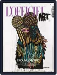 L'officiel Art (Digital) Subscription November 27th, 2014 Issue